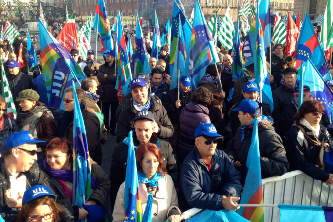 Manifestazione Torino 26 nov 2011
